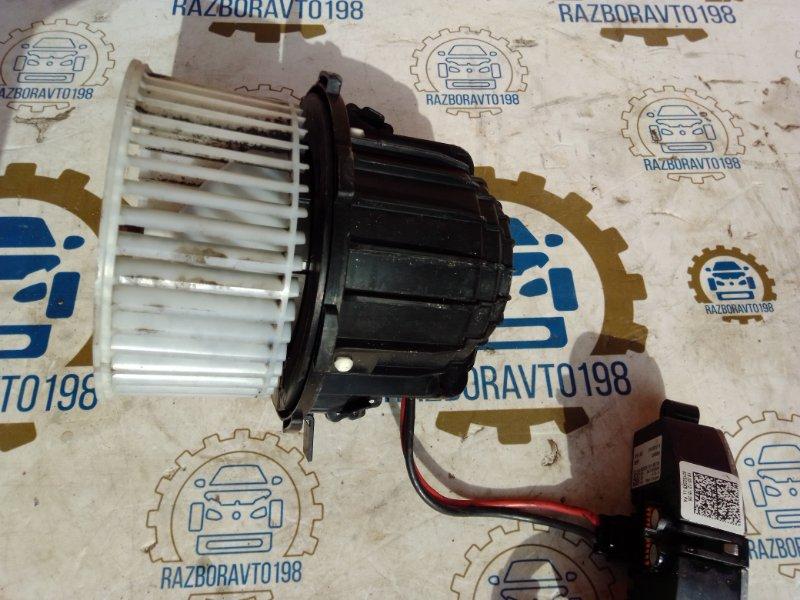 Мотор печки Audi Q5 8R 2013 (б/у)