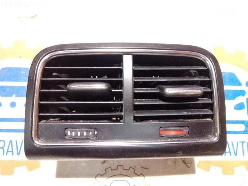 Воздушный дефлектор Audi A4 B8 2011 задний (б/у)
