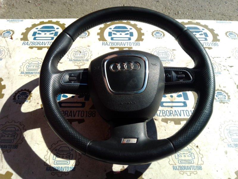 Руль Audi A4 B8 2011 (б/у)