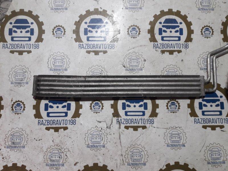 Радиатор гидроусилителя Audi Q7 4L 2013 передний (б/у)