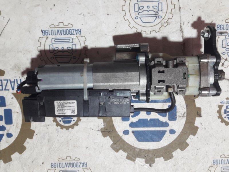 Механизм подъема крышки багажника Audi Q7 4L 2013 задний правый (б/у)