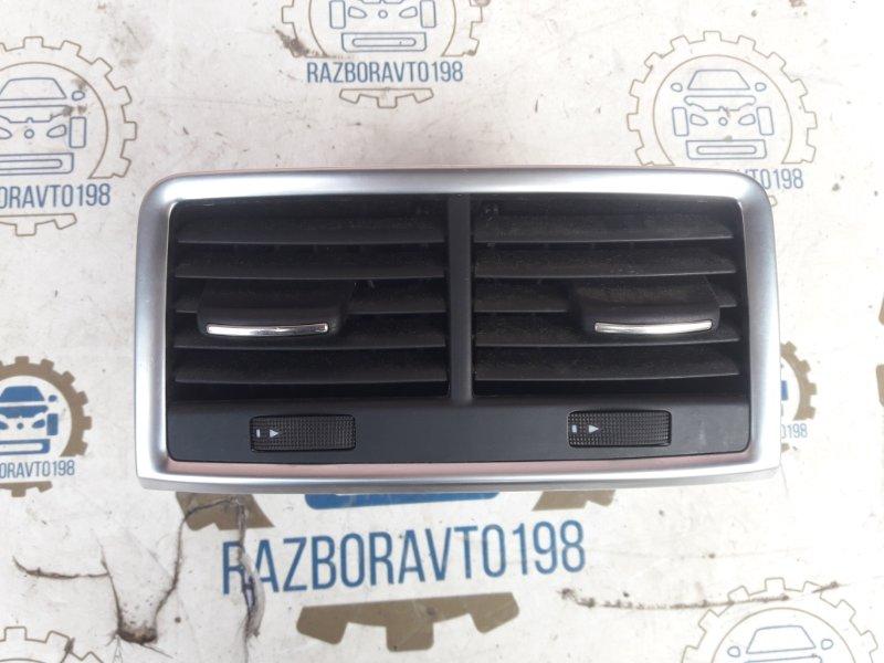 Воздушный дефлектор Audi Q7 4L 2013 задний (б/у)
