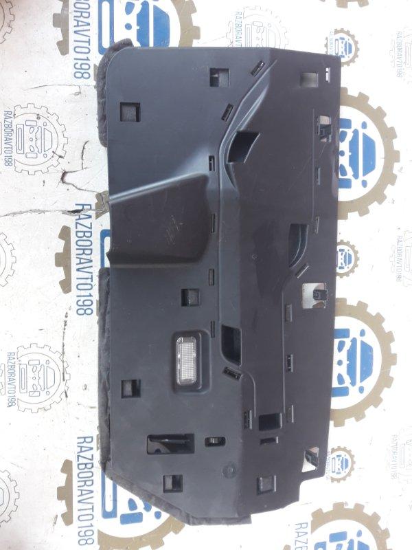 Накладка декоративная (под торпедо) Audi Q7 4L 2013 (б/у)