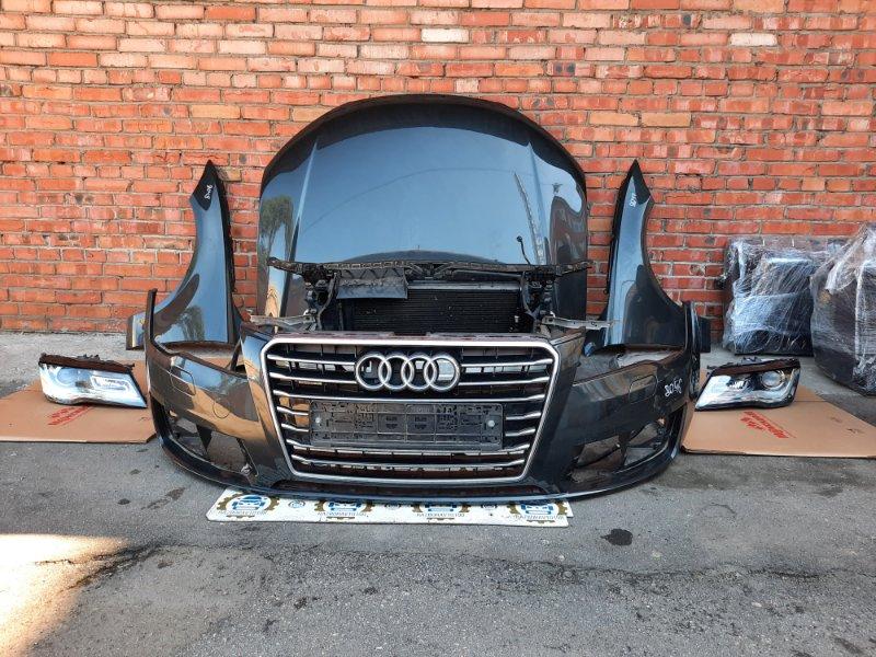 Ноускат Audi A7 4G 2013 передний (б/у)