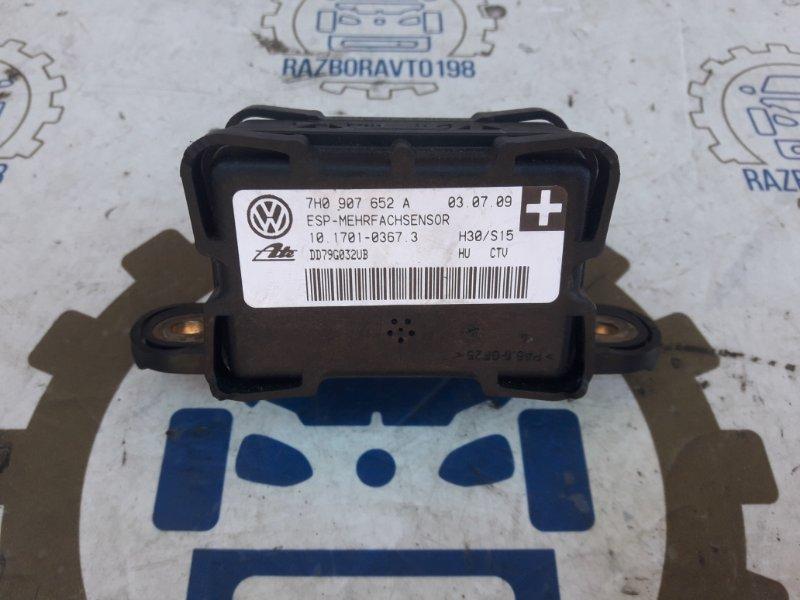 Датчик ускорения Audi Q7 4L 2013 (б/у)