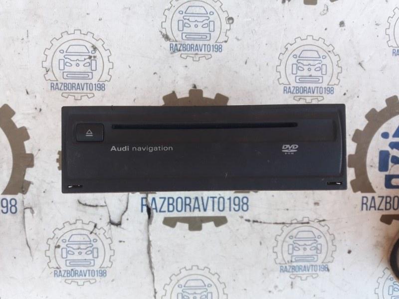 Проигрыватель cd/dvd Audi Q7 4L 2013 (б/у)
