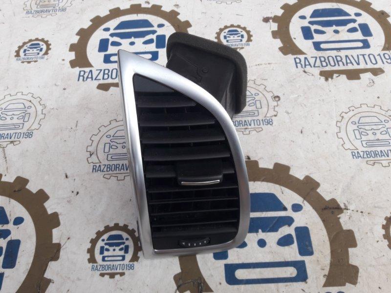 Воздушный дефлектор Audi Q7 4L 2013 передний левый (б/у)