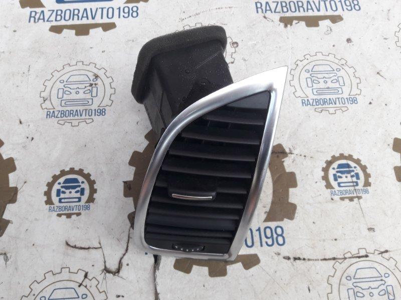 Воздушный дефлектор Audi Q7 4L 2013 передний правый (б/у)