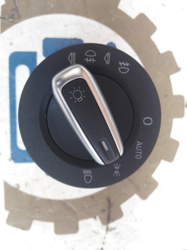 Переключатель света Audi Q7 4L 2013 передний (б/у)