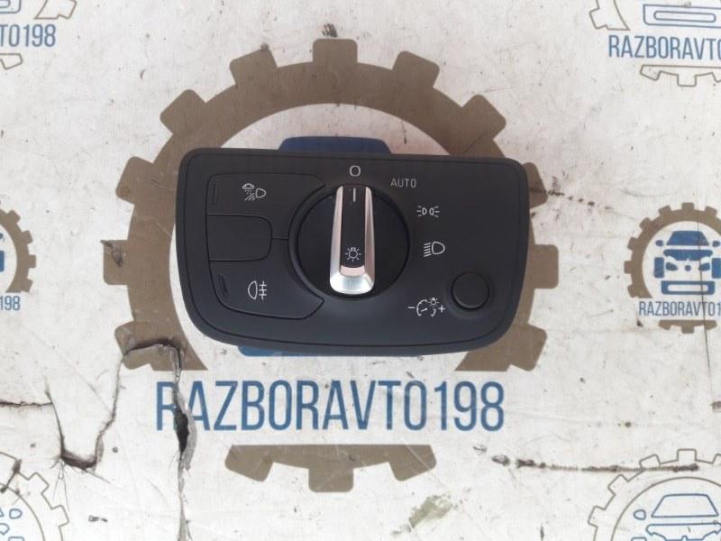 Переключатель света Audi A7 4G 2013 (б/у)