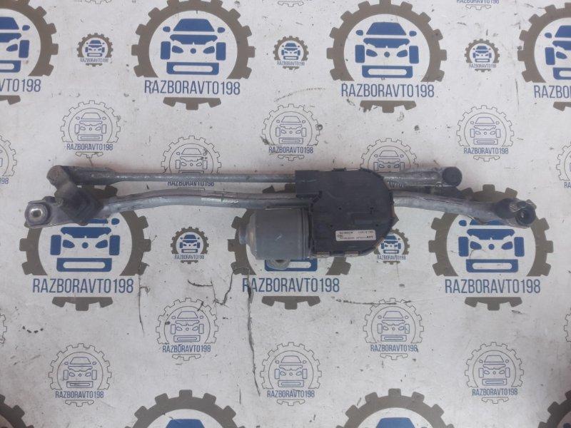 Трапеция дворника в сборе Audi A7 4G 2013 (б/у)