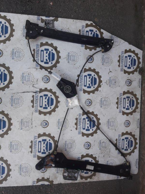 Трапеция стеклоподъемника Audi A5 8T 2010 правая (б/у)