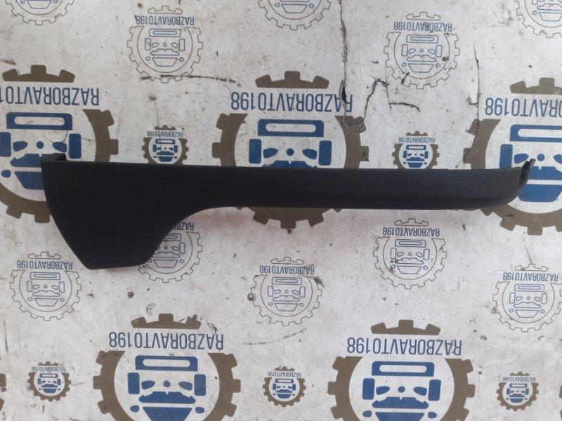 Накладка сидения Bmw 5-Seria 2013 левая (б/у)