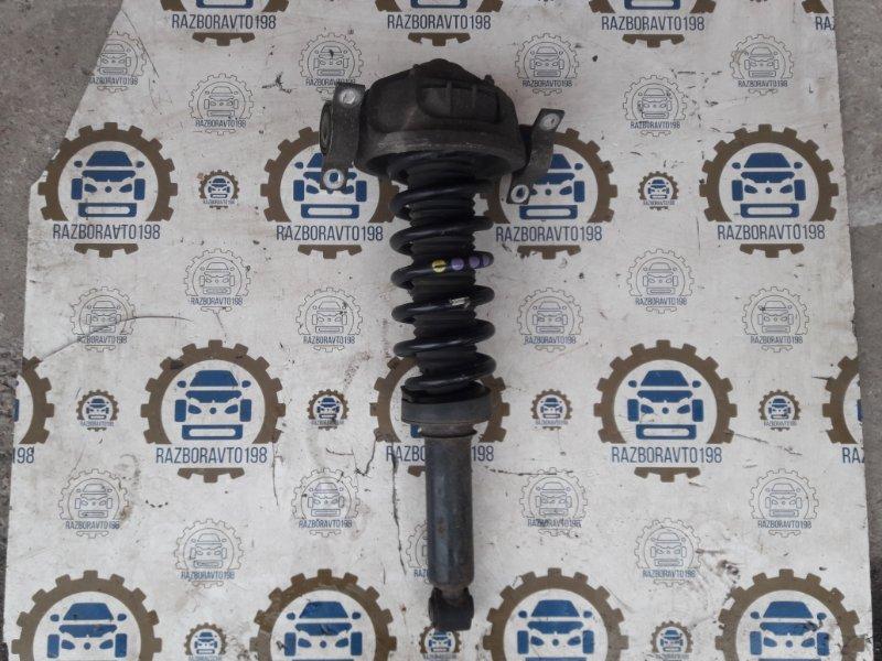 Амортизатор Audi Q7 4L 2013 задний (б/у)