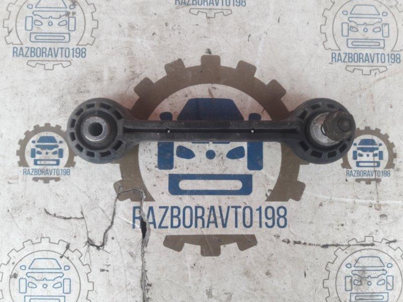 Стойка стабилизатора Audi A7 4G 2013 передняя (б/у)