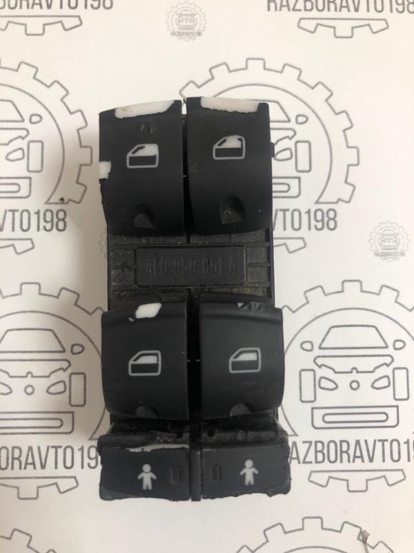 Кнопка стеклоподъемника Audi Q7 4L 2013 (б/у)