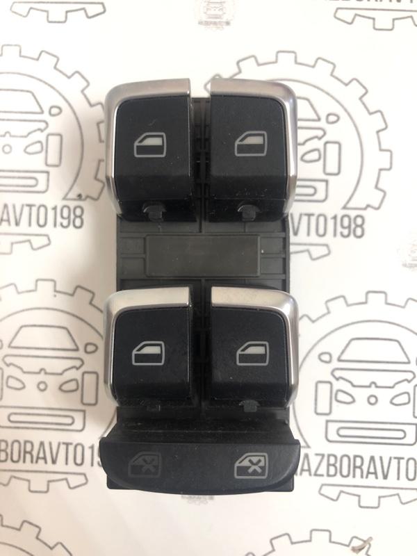 Кнопка стеклоподъемника Audi A4 B8 2012 (б/у)