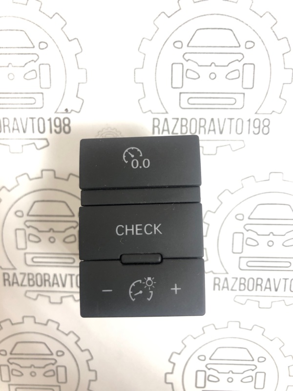 Кнопка многофункциональная Audi A6 C6 2009 (б/у)