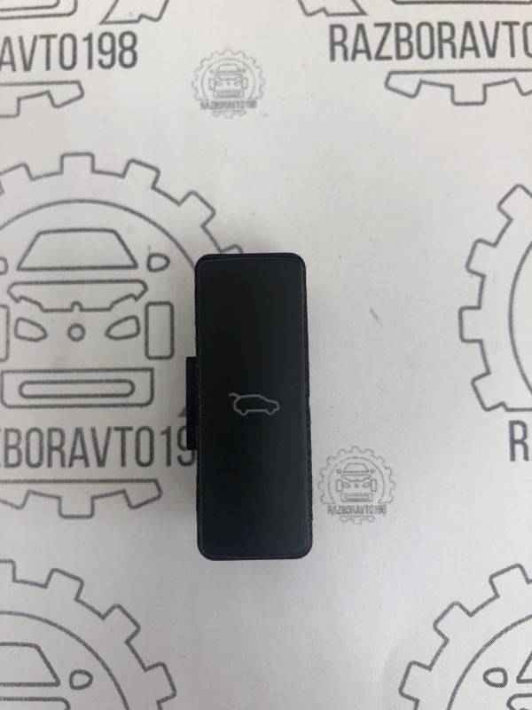 Кнопка открывания багажника Audi Q7 4L 2009 (б/у)