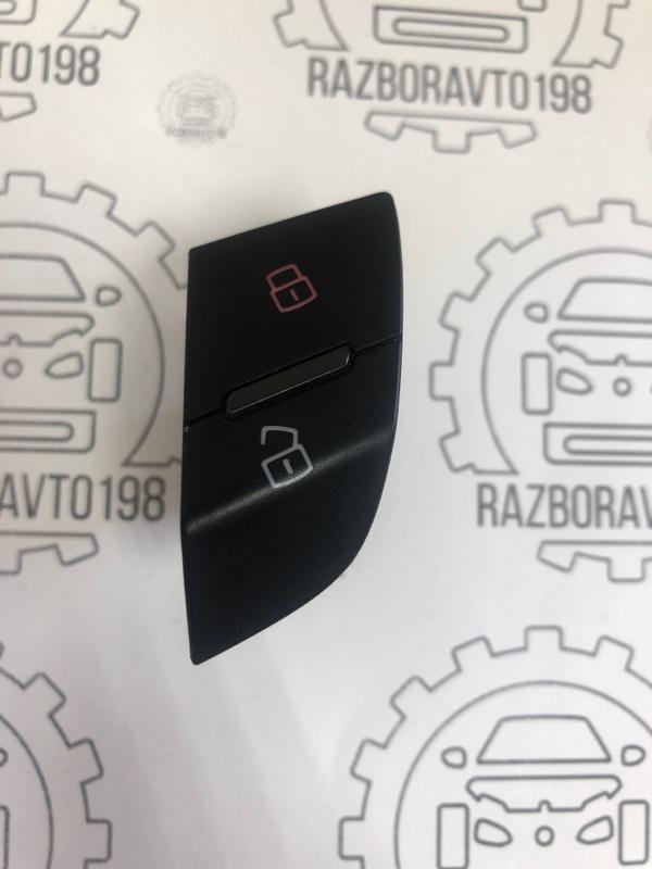 Кнопка центрального замка Audi Q7 4L 2011 (б/у)