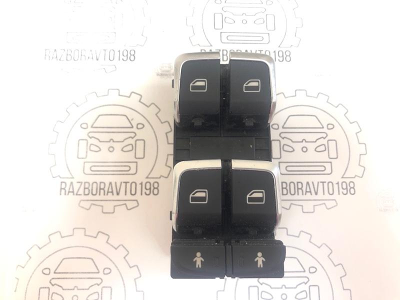 Кнопка стеклоподъемника Audi A7 4G (б/у)
