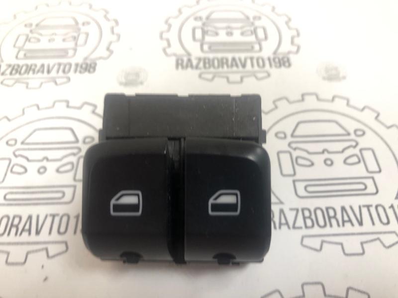 Кнопка стеклоподъемника Audi A5 8T 2013 (б/у)