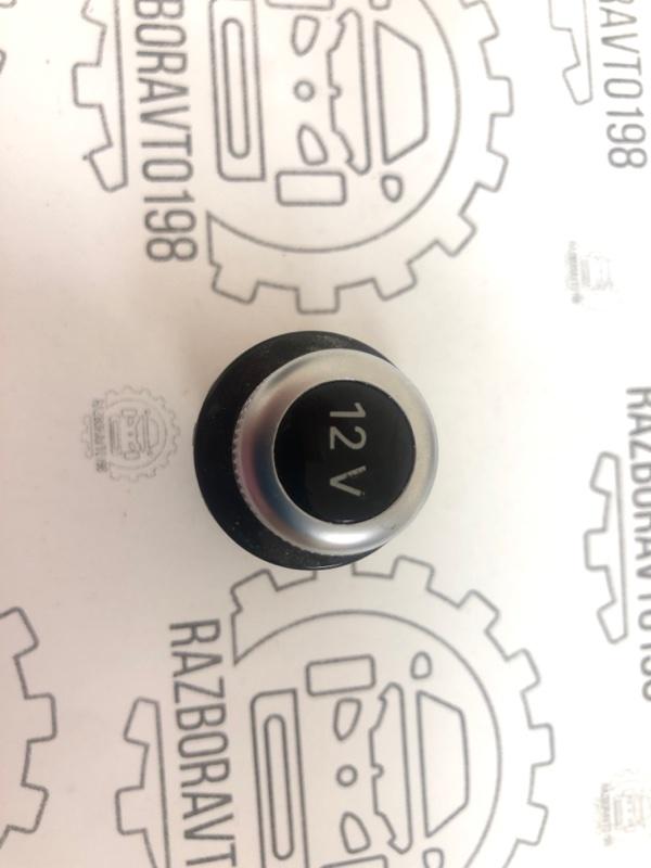 Заглушка прикуривателя Audi Q7 (б/у)