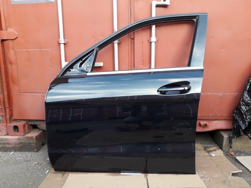 Дверь Mercedes Ml W166 2013 передняя левая (б/у)