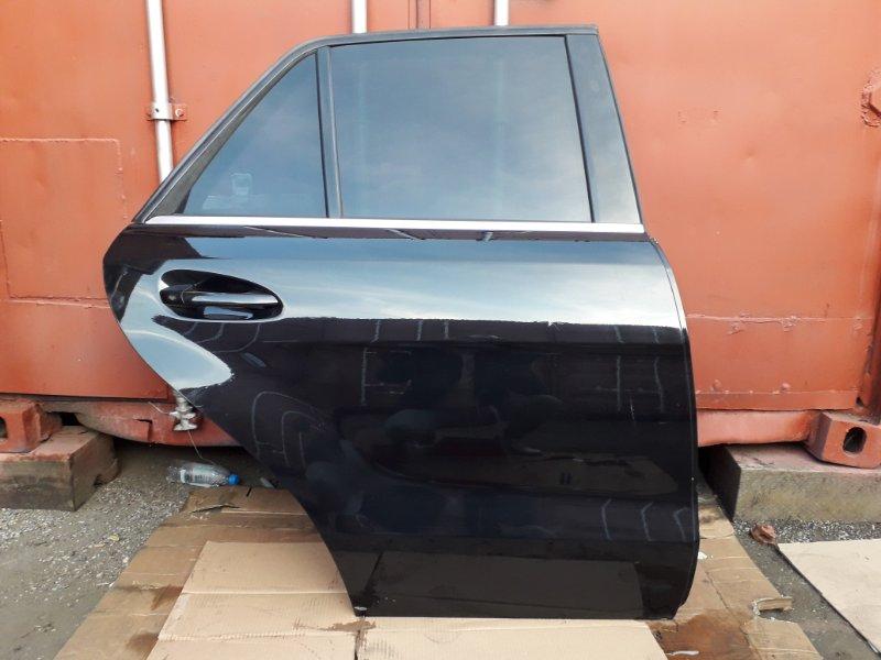 Дверь Mercedes Ml W166 2013 задняя правая (б/у)