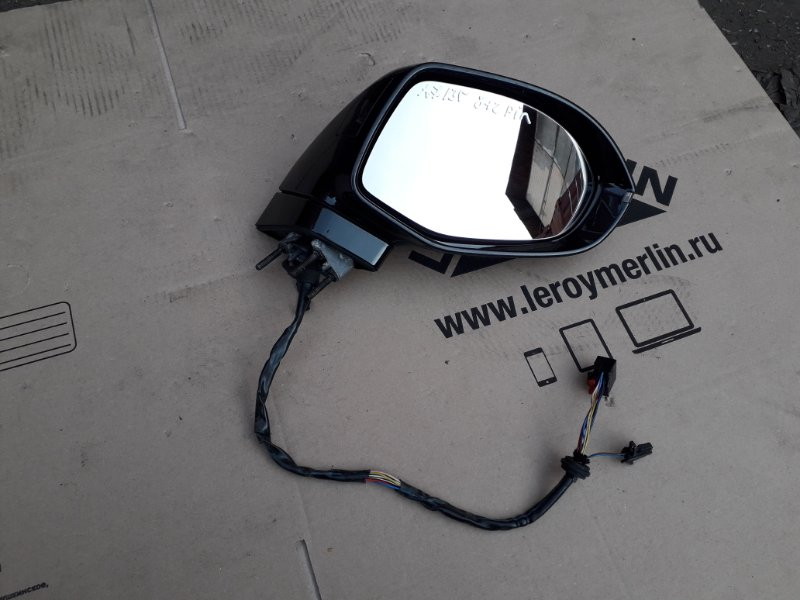 Зеркало Audi A7 4G 2013 правое (б/у)