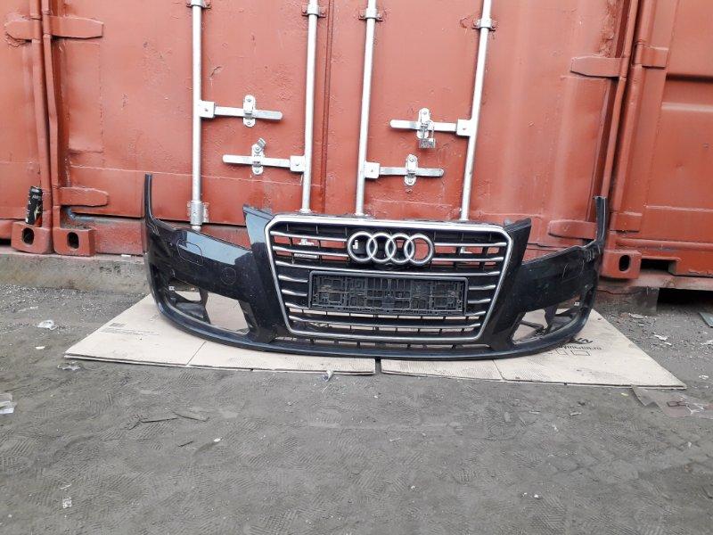 Бампер Audi A7 4G 2013 передний (б/у)