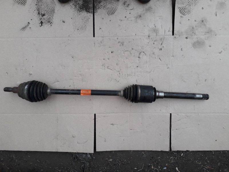 Привод Mercedes Ml W166 2013 передний правый (б/у)
