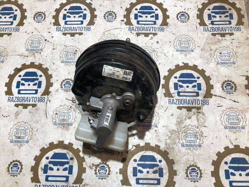 Усилитель тормозов вакуумный Audi A4 B8 2013 (б/у)