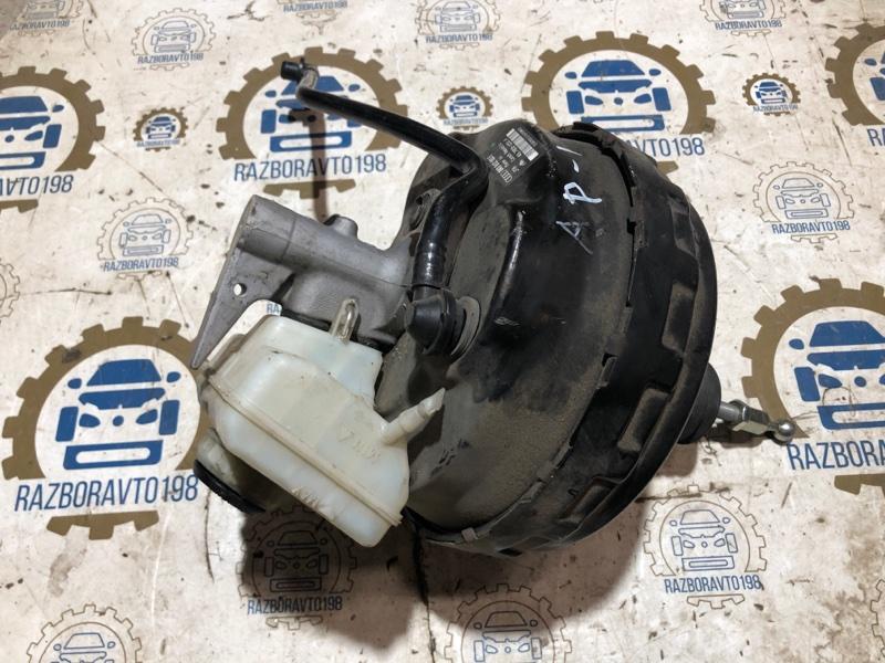 Усилитель тормозов вакуумный Audi A4 B8 2010 (б/у)