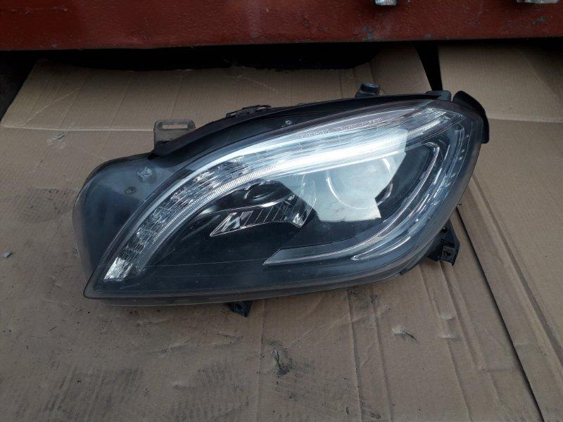 Фара Mercedes Ml W166 2013 передняя левая (б/у)