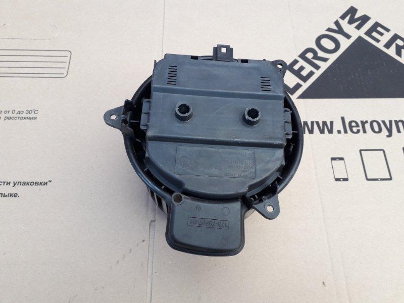 Мотор печки Audi A7 4G 2013 (б/у)