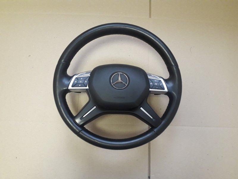 Руль Mercedes Ml W166 2013 передний (б/у)