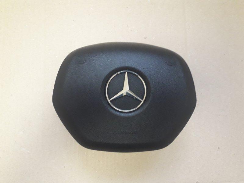 Аирбаг на руль Mercedes Ml W166 2013 передний (б/у)