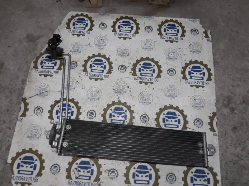 Радиатор акпп Volkswagen Touareg 2008 (б/у)
