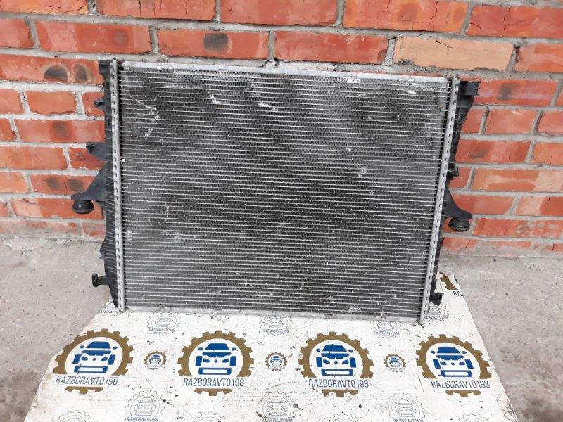 Радиатор основной Volkswagen Touareg 2008 (б/у)