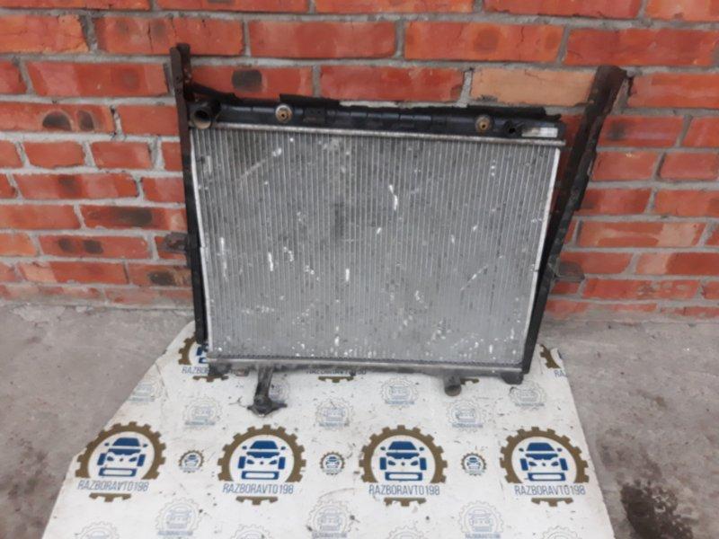 Радиатор основной Kia Sorento 3E 2.5 CRDI 2008 (б/у)