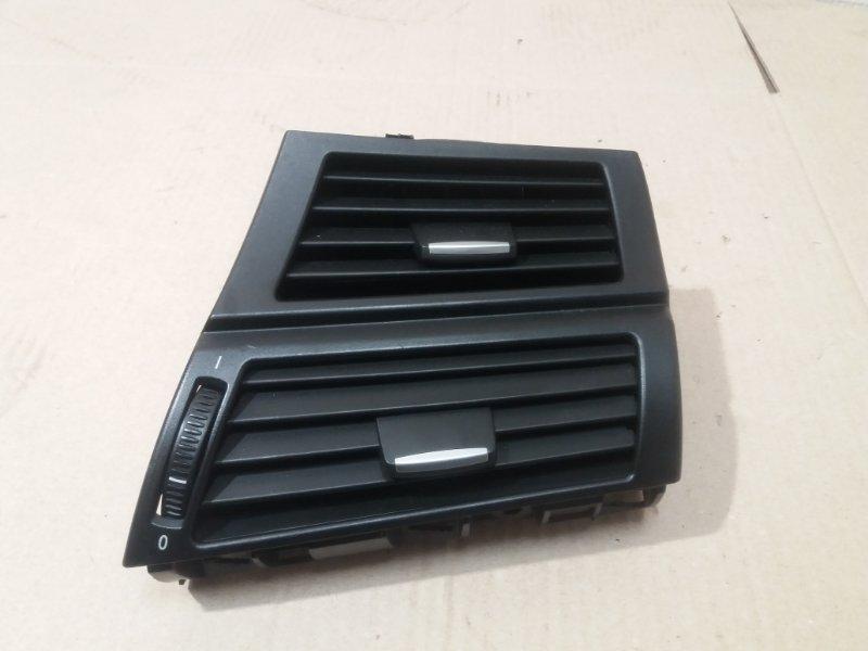 Воздушный дефлектор Bmw X6 E71 2014 передний правый (б/у)