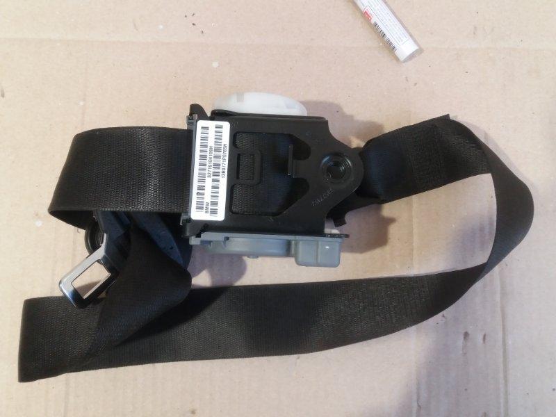 Ремень безопасности Bmw X6 E71 2014 передний (б/у)