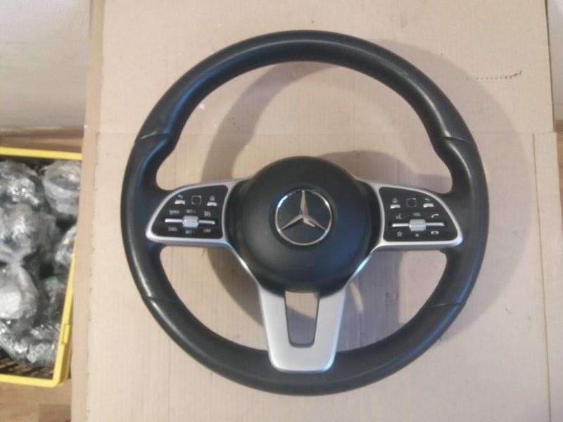 Руль Mercedes E-Class W213 2018 передний (б/у)
