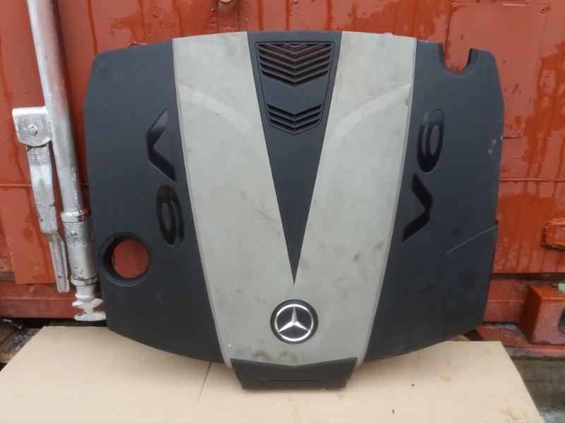 Крышка двигателя Mercedes Gl X166 2013 передняя (б/у)
