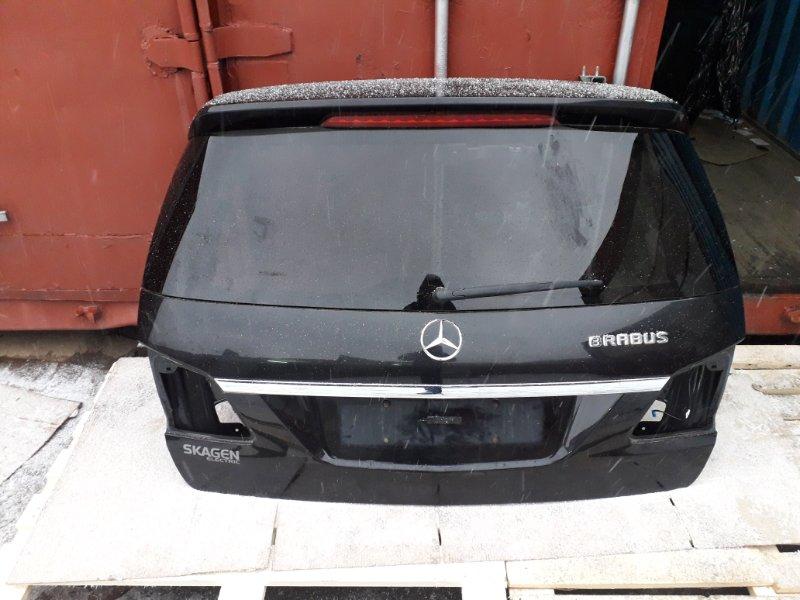 Крышка багажника Mercedes-Benz Gl-Class X166 2013 задняя (б/у)