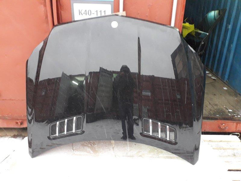 Капот Mercedes Gl X166 2013 передний (б/у)