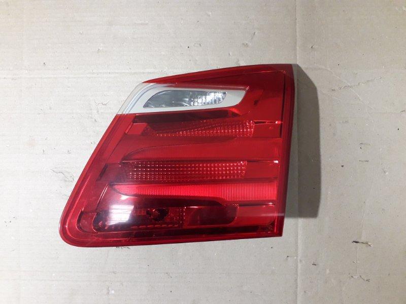 Фонарь внутренний Mercedes Gl X166 2013 задний правый (б/у)