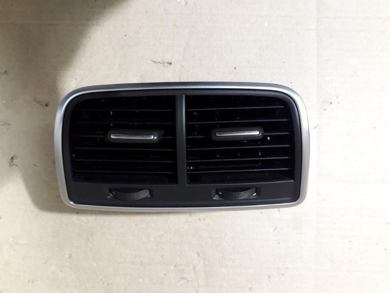 Воздушный дефлектор Audi A7 4G 2013 передний (б/у)