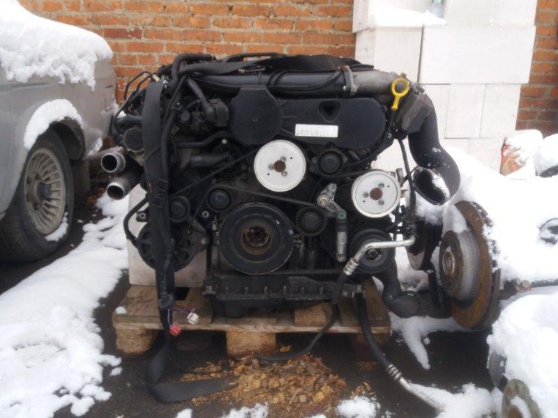 Двигатель Volkswagen Touareg 7L 3.0 TDI BUG 2006 (б/у)